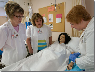 The Nursing Program