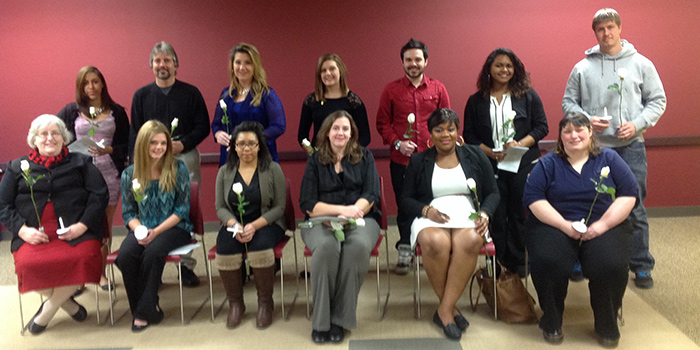 Summer 2014 PTK Inductees
