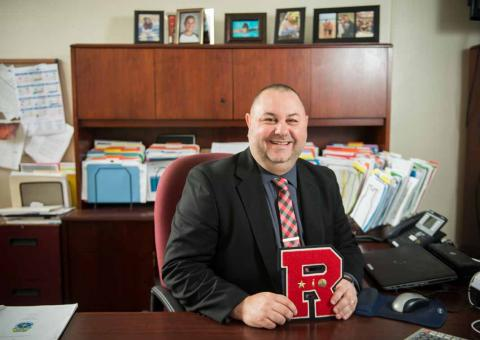 Chris Celmer: From RACC Graduate to Assistant Superintendent at Reading School District