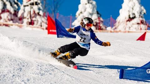 Kaiya Kizuka earned title at FIS World Snowboard Championships in Utah