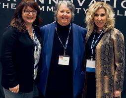 RACC Associate Professors Denise Strohmayr and Teri Floyd-Brumm Win League for Innovation in the Community College's Innovation of the Year Award