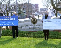 RACC Receives Generous Donation from First Priority Bank