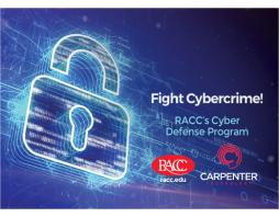 RACC Students Enter High-Tech Careers Through Carpenter Technology  Cybersecurity Award Program